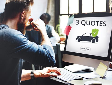 Get 3 quotes car insurance